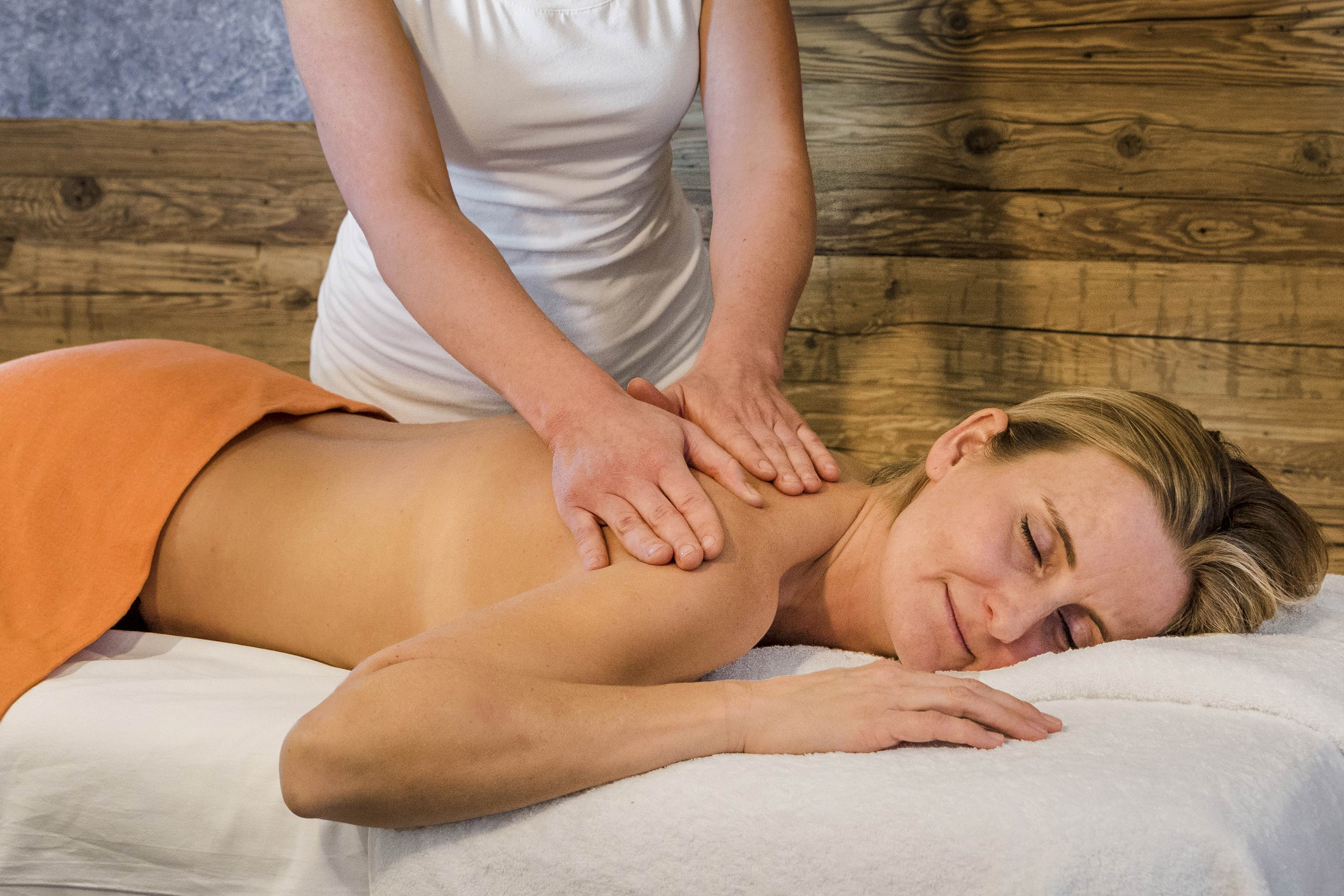 Massage Wellnes-Massagen